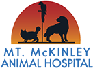Mt. McKinley Animal Hospital Logo